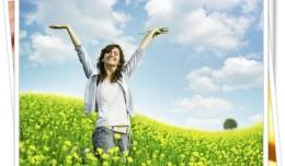 vida larga y saludable