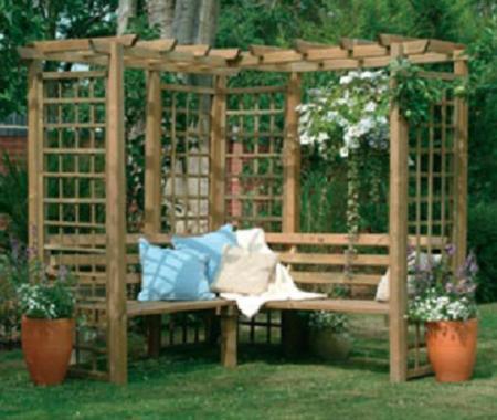 6 ideas para decorar tu jard n - Ideas para arreglar un jardin ...