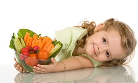 Vegetales divertidos, algunos consejos para que tus hijos quieran comerlos.